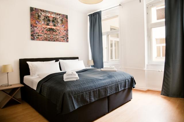 Urlaub in Berlin Mitte Apartment