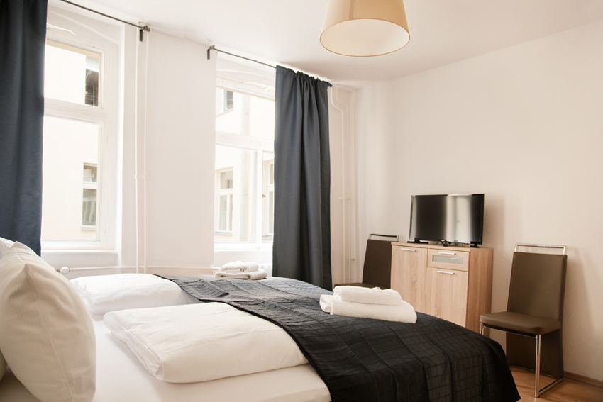 luxuriöse Apartments Berlin Mitte
