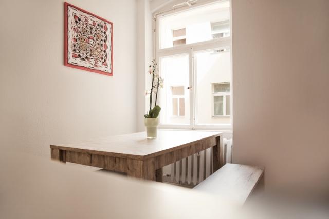 geräumige zimmer Apartment Berlin Mitte