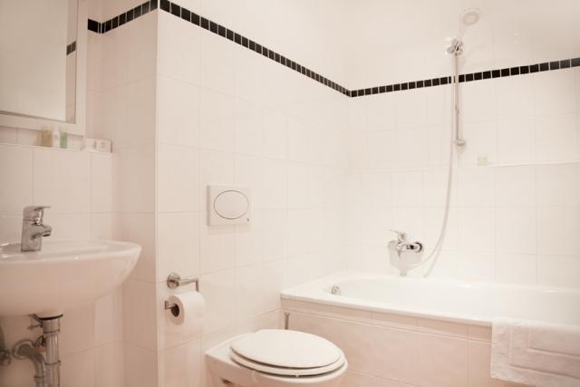 WC/BD Apartment ferienwohnung berlin mitte